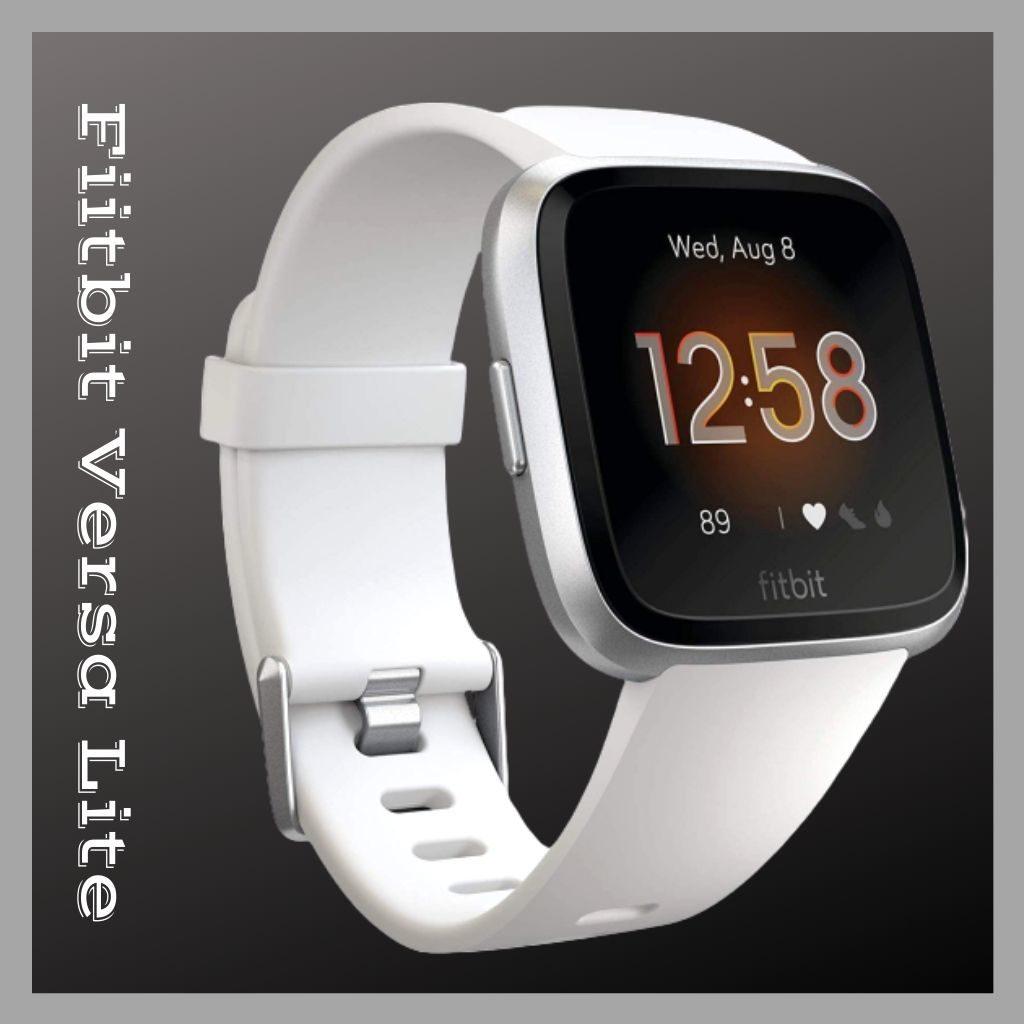 Fitbit versa lite: fitness tracker